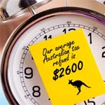 Australien Steuererklärung ab 30. Juni – Taxback !