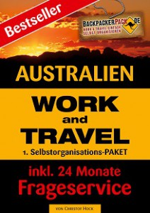 BackpackerPack, Work and Travel Australien