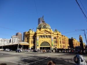 Hauptbahnhof von Melbourne
