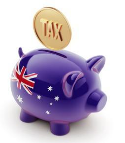 Steuern Australien