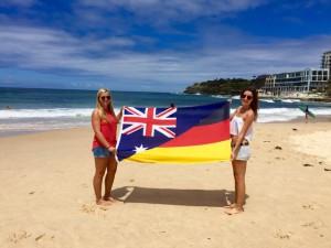 Australien-Deutschland