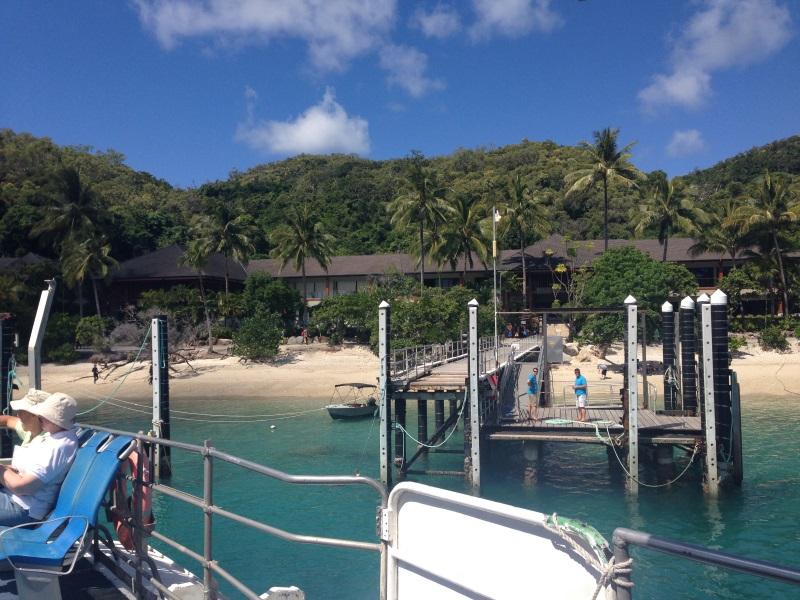 Faehre Fitzroy Island