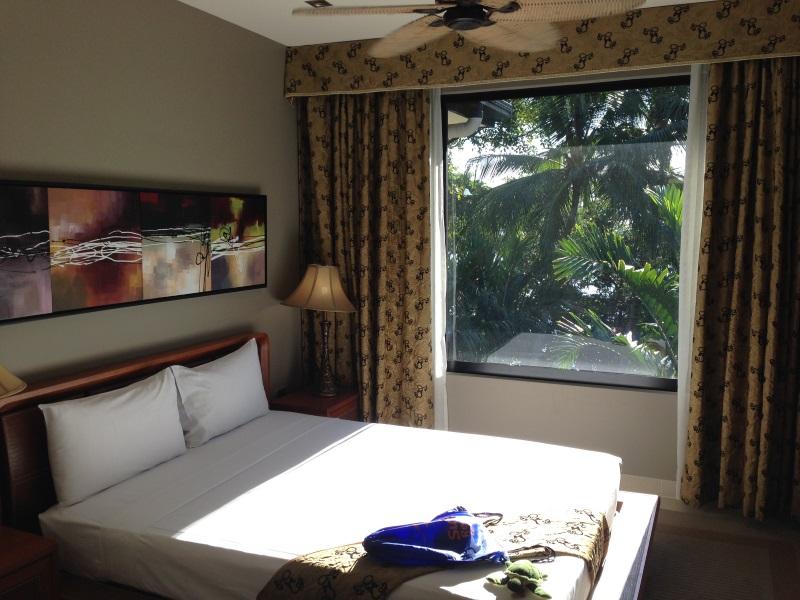 Fitzroy Island Resort-Zimmer