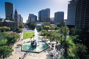 Adelaide-Sprachreise