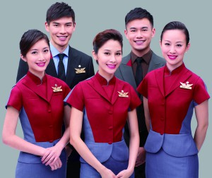 China Airlines Crew