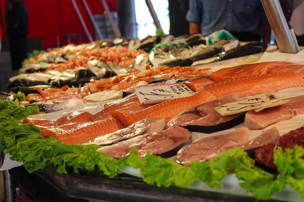 fischmarkt auf Kangaroo Island