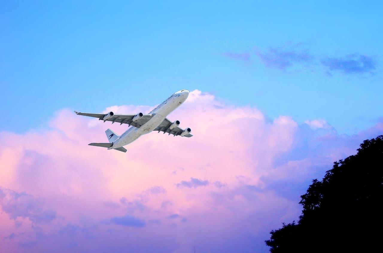 Flugzeit nach Australien