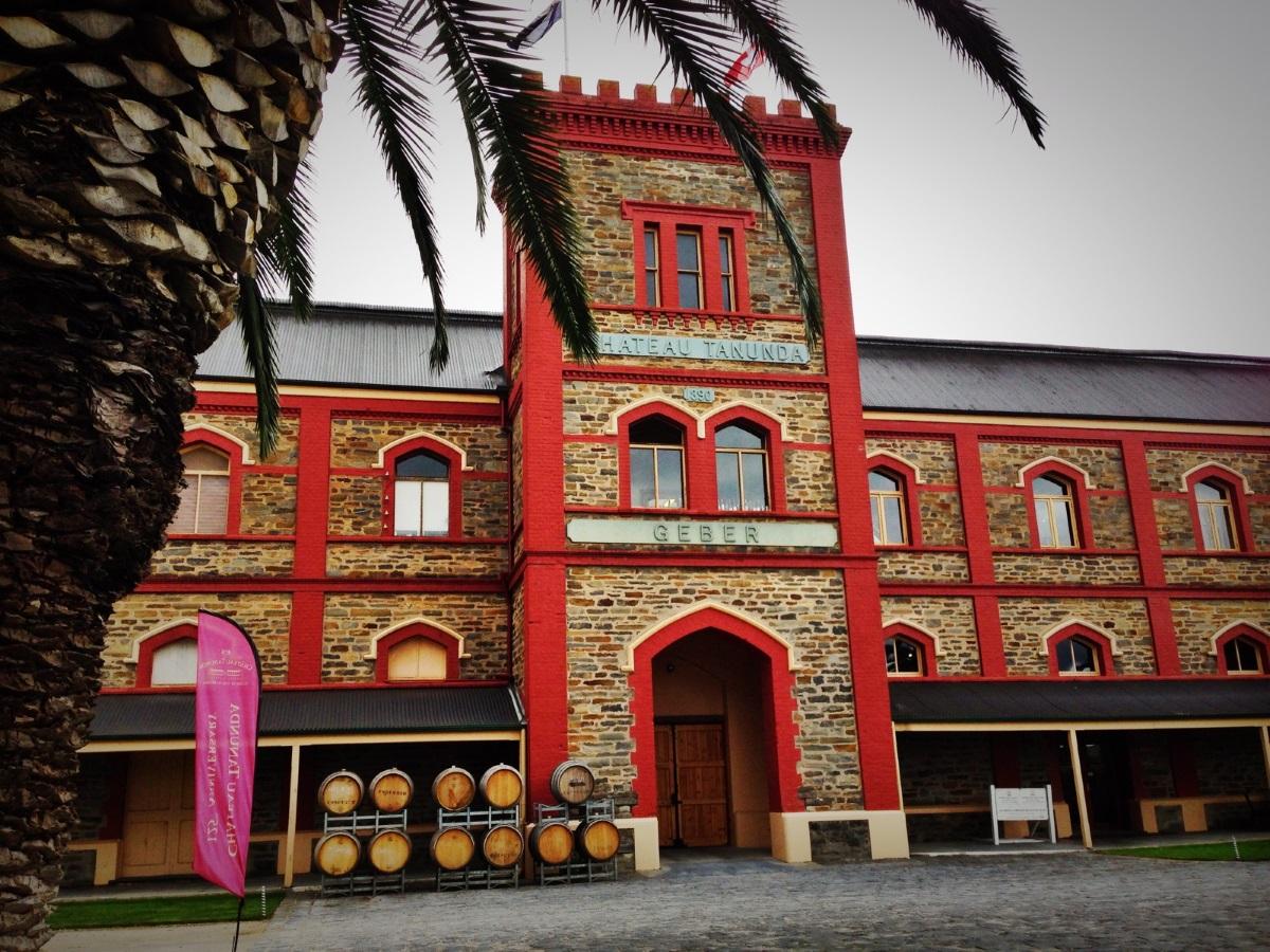 australisches Weingut
