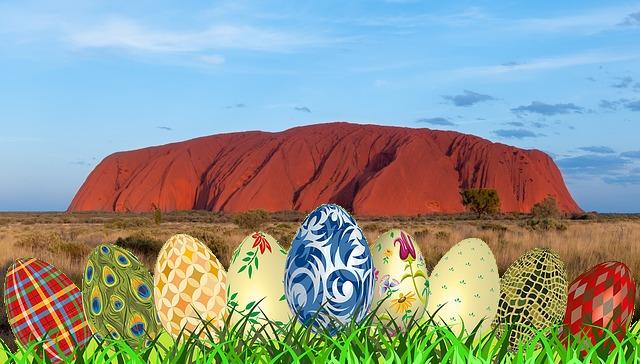 Ostern in Australien