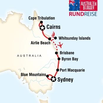 Komm mit auf die Australien-Blogger Rundreise!