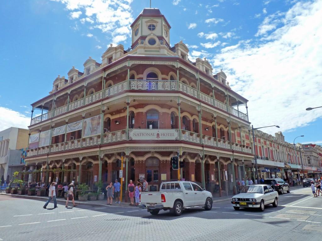 Fremantle Innenstadt