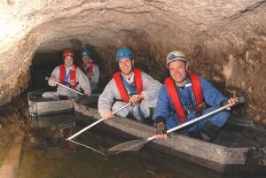 Tunneltour im Gefängnis von Fremantle