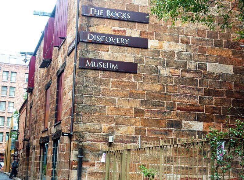 The Rocks Museum, Sydney