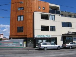 Meine neue Wohnung in Fitzroy North