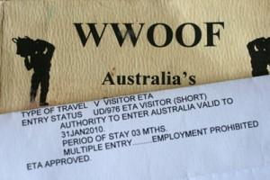 WWOOFing in Australien