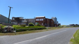 kaesefabrik auf king island