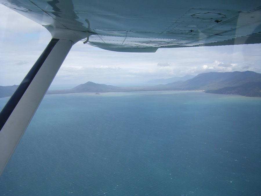 Auszeit in Australien: Flugzeug-Sprung
