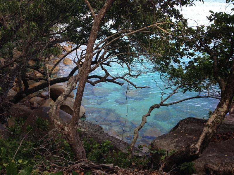 Bucht von Fitzroy Island