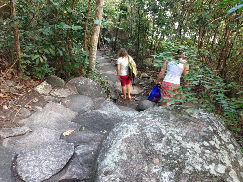 Wanderung Fitzroy-Island