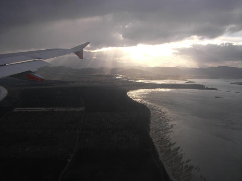 Inlandsflug-Erfahrungen Australien