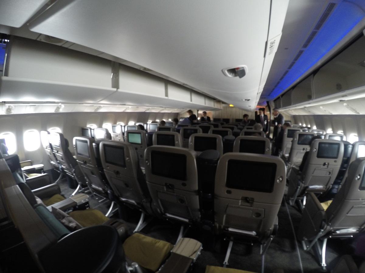 die neue china airlines b777 � unser testbericht