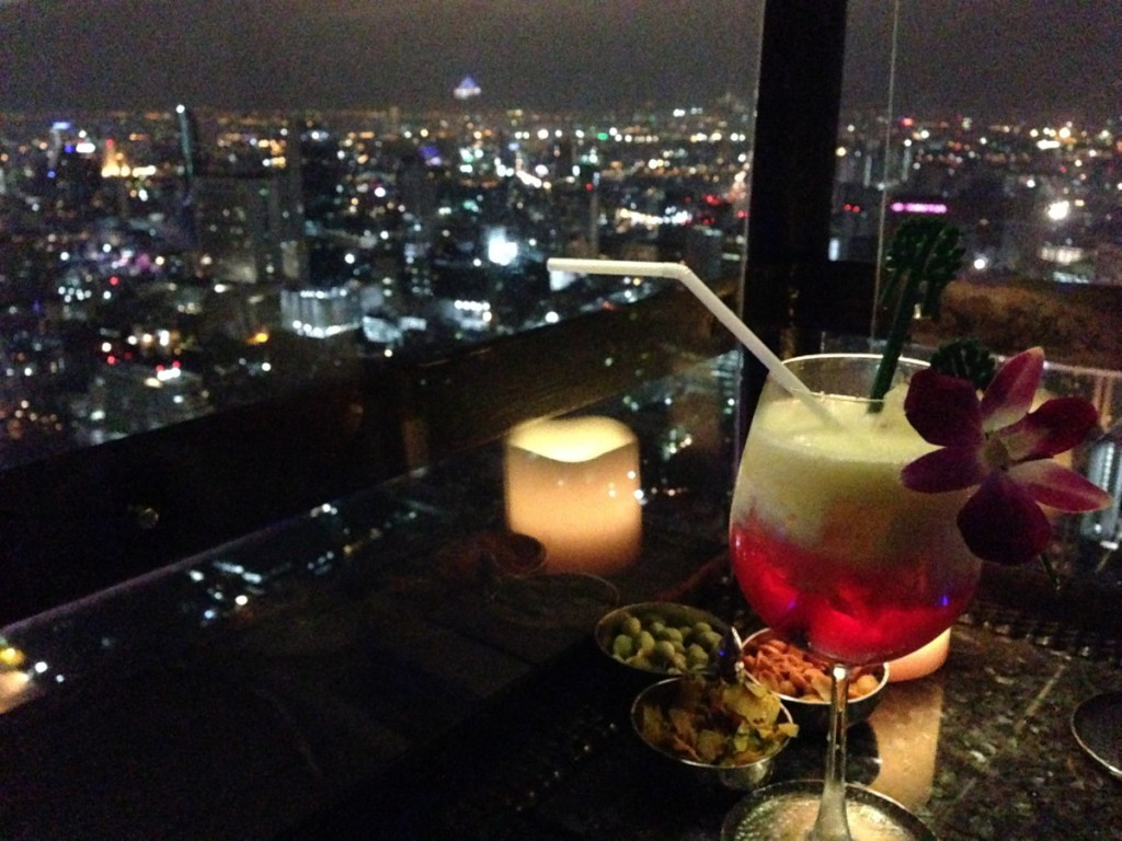 lebua state tower bar