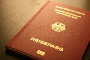 Reisepass für Staatsangehörigkeit