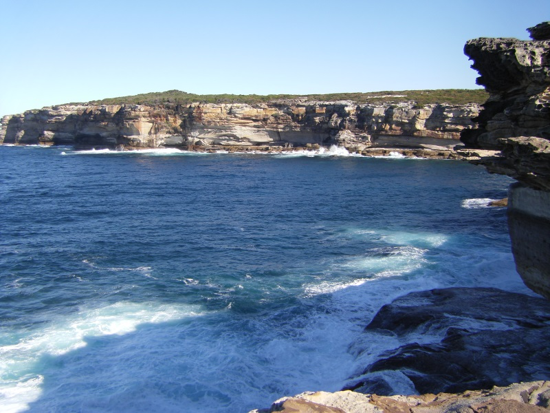 Federation Cliff Walk, Sydney