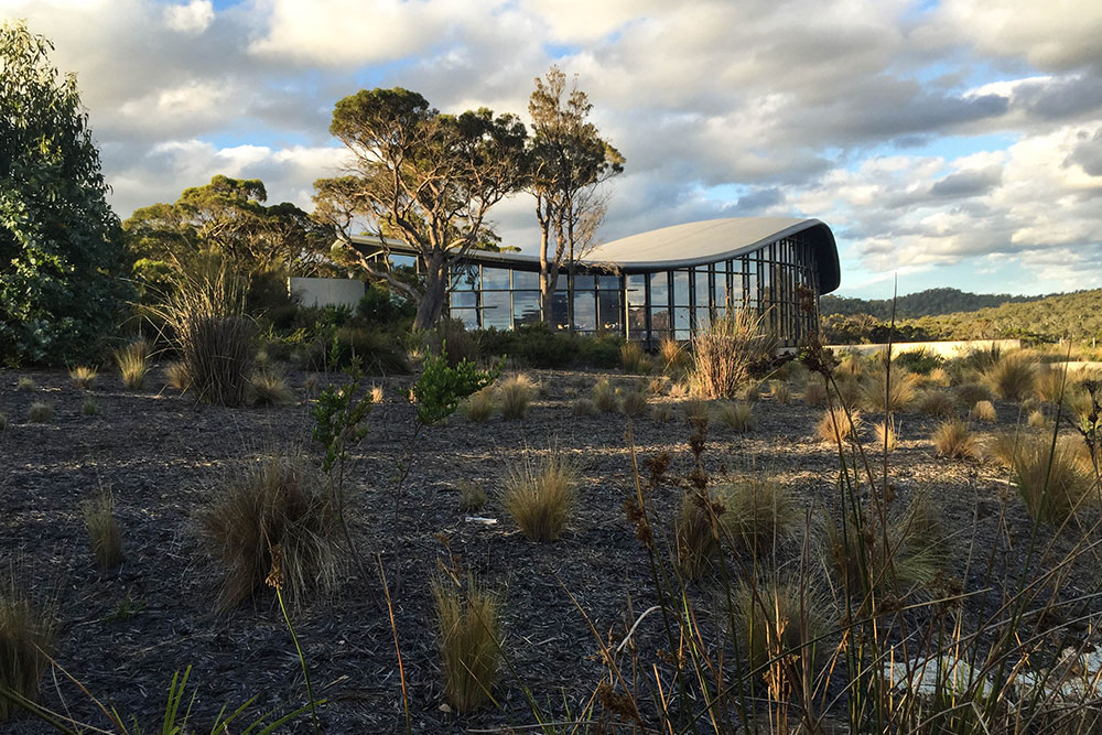 Saffire Lodge, Australien