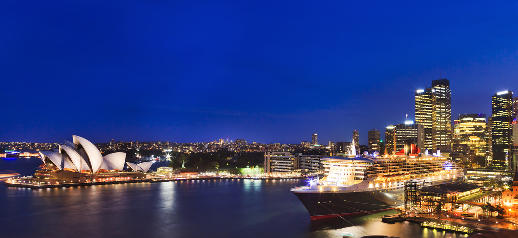 Kreuzfahrtschiff Sydney