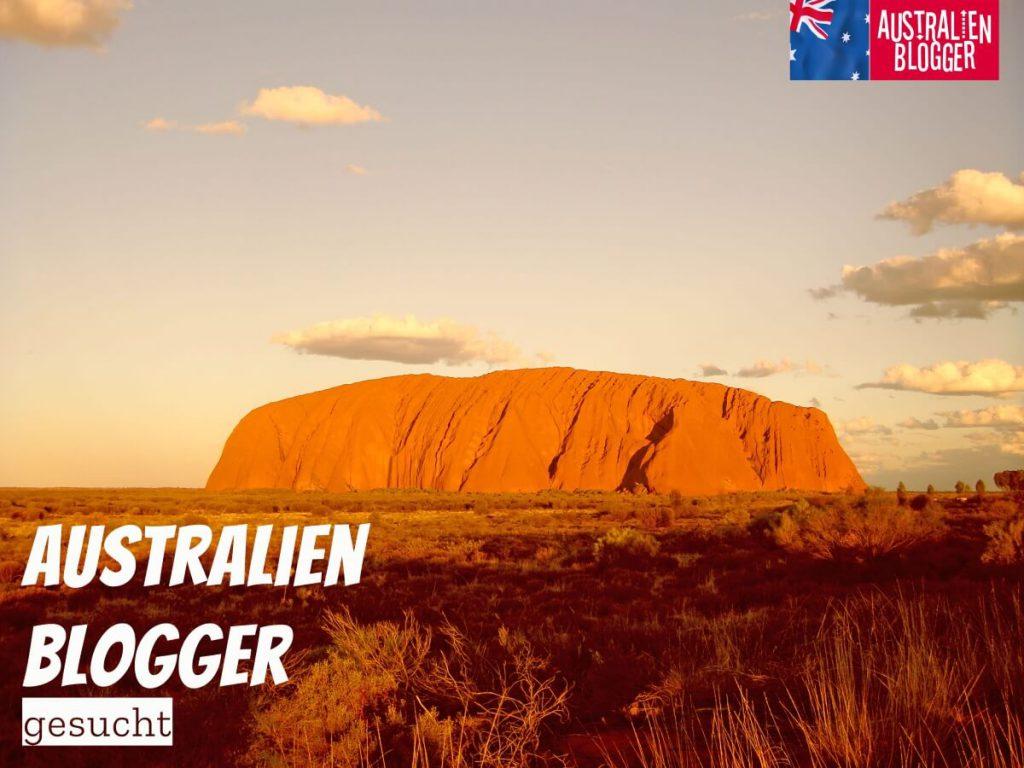 Australien Blogger sucht Mitarbeiter