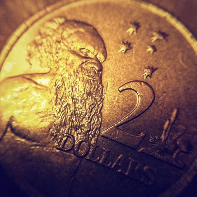australisches Geld zum Anlegen