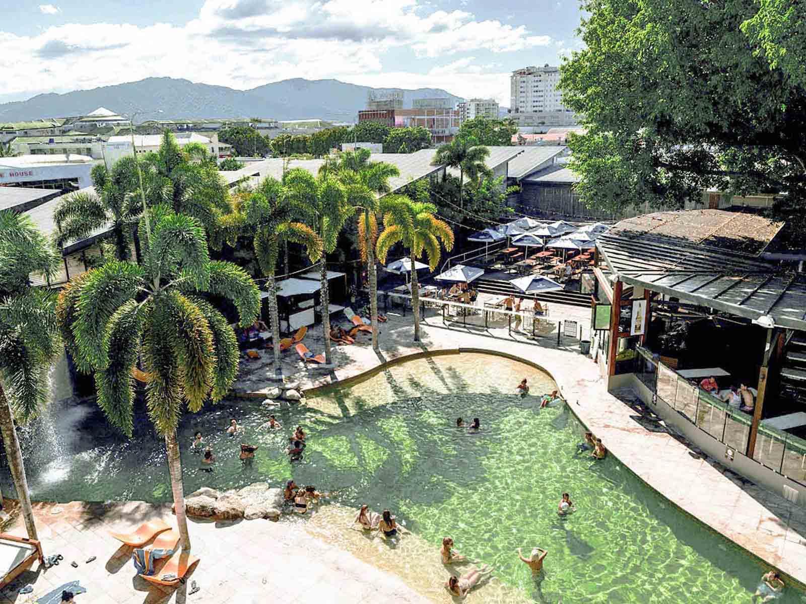 Rucksack Hostel Cairns