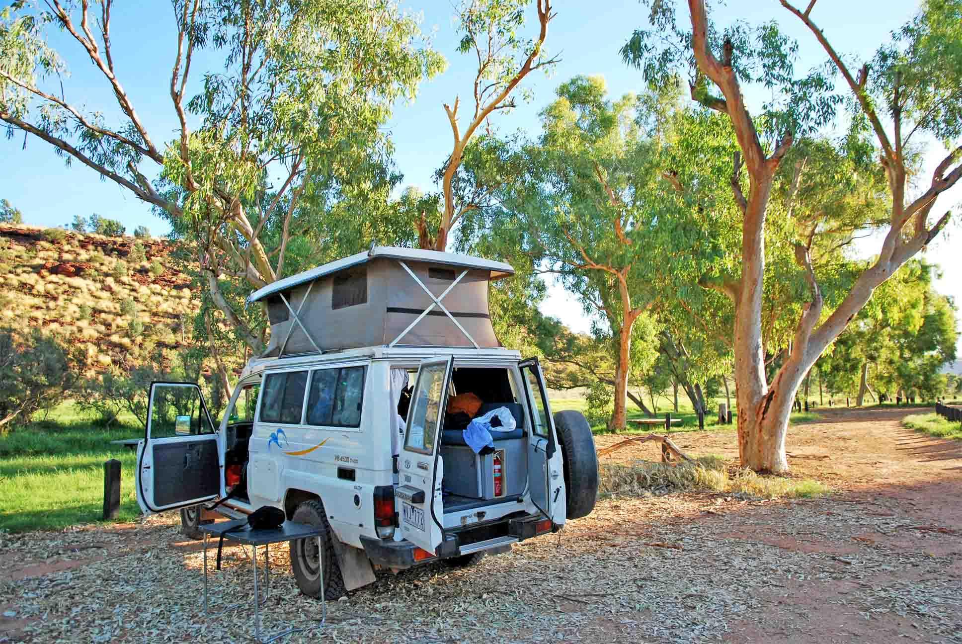 4WD in Australien