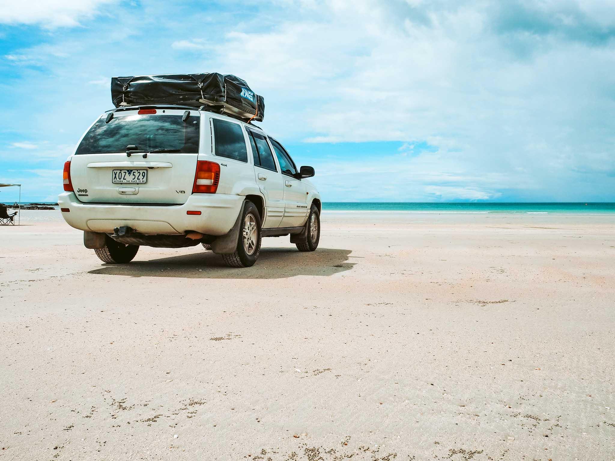 Campingplatz Westaustralien