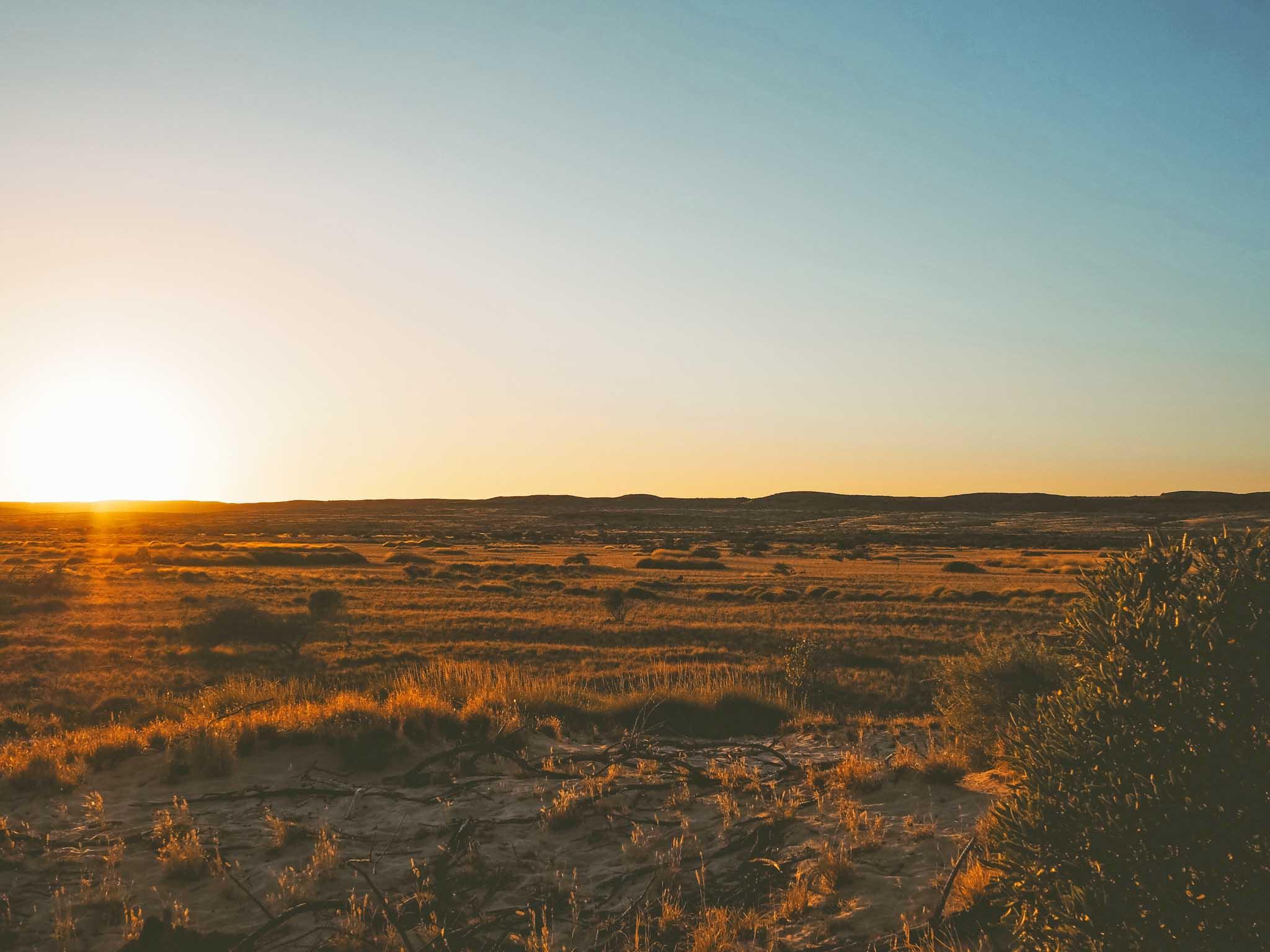 Westaustralien Cape Range