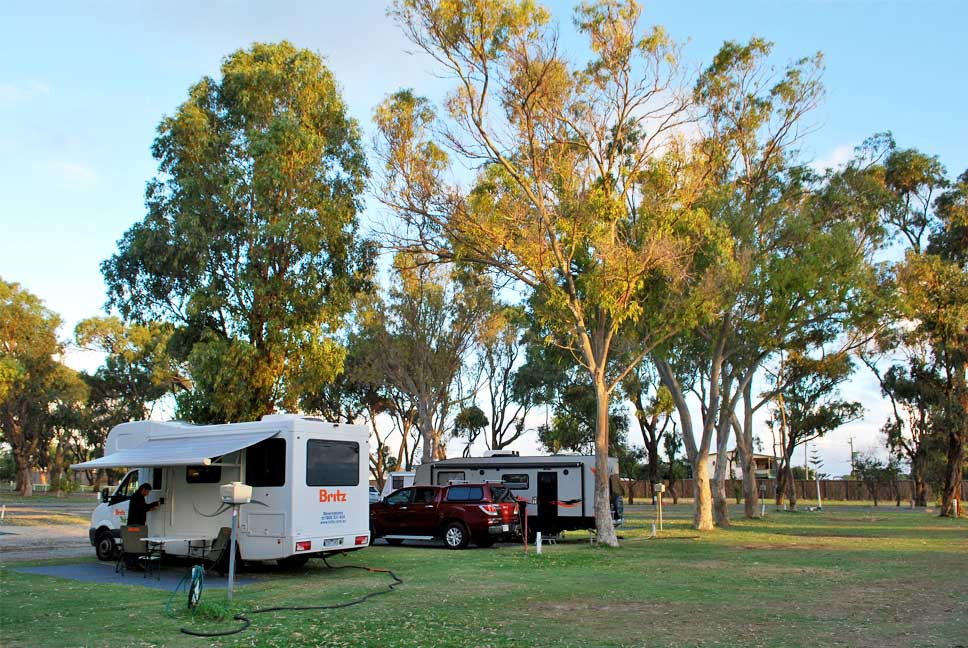 Wohnmobile in Australien