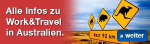Alle Infos zu Work&Travel Australien